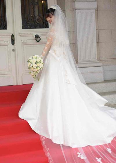 世界に一つだけの唯一無二の運命のドレス
